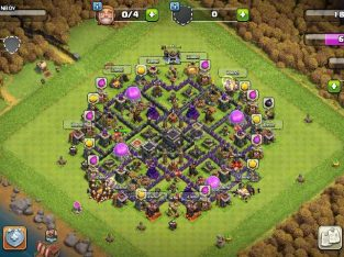 vendo cuentas de Clash of clans 1500 2 th9
